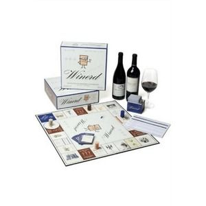 Winerd: The Wine Tasting Game New And Sealed 2003